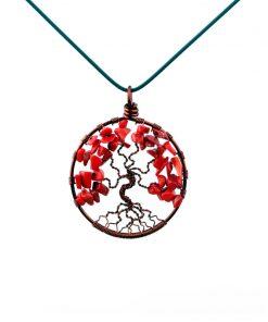 مدال درخت زندگی مرجان