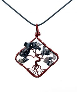 مدال درخت زندگی زبرا جاسپر